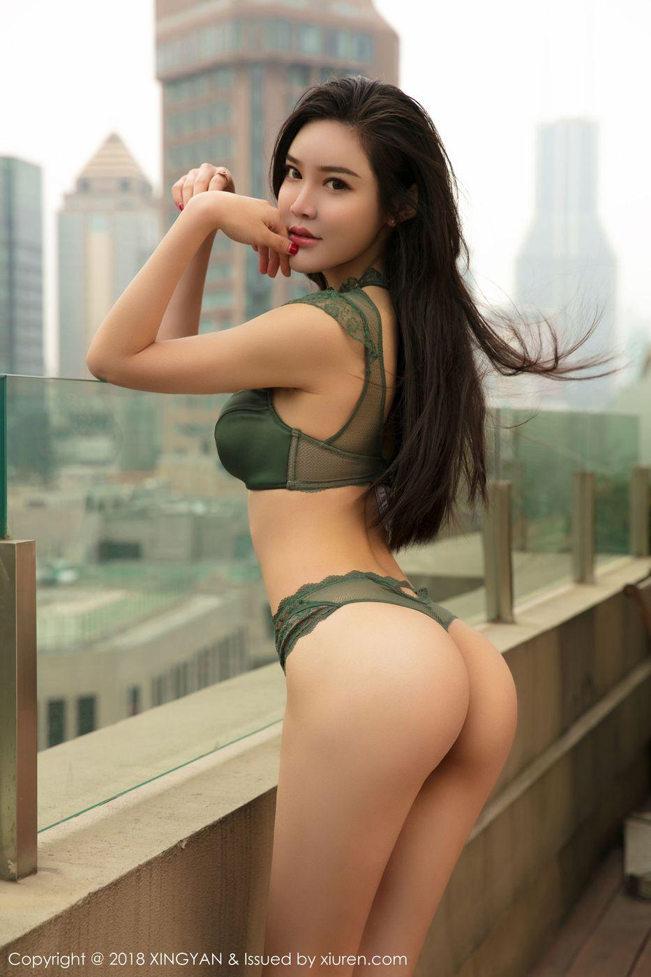 丝袜美腿内衣诱惑浴室美女翘臀性感女神星颜社-[何晨曦]超高清写真图片 1620127468更新