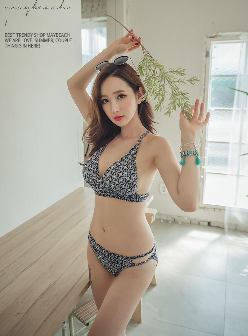比基尼爆乳性感女神美女模特韩国美女-[李妍静]超高清写真图片 1620097249更新
