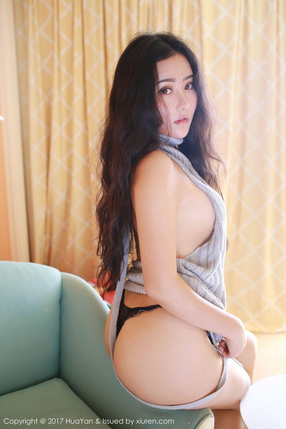 翘臀爆乳开背毛衣性感女神花の颜-[玛鲁娜]超高清写真图片|1620101514更新
