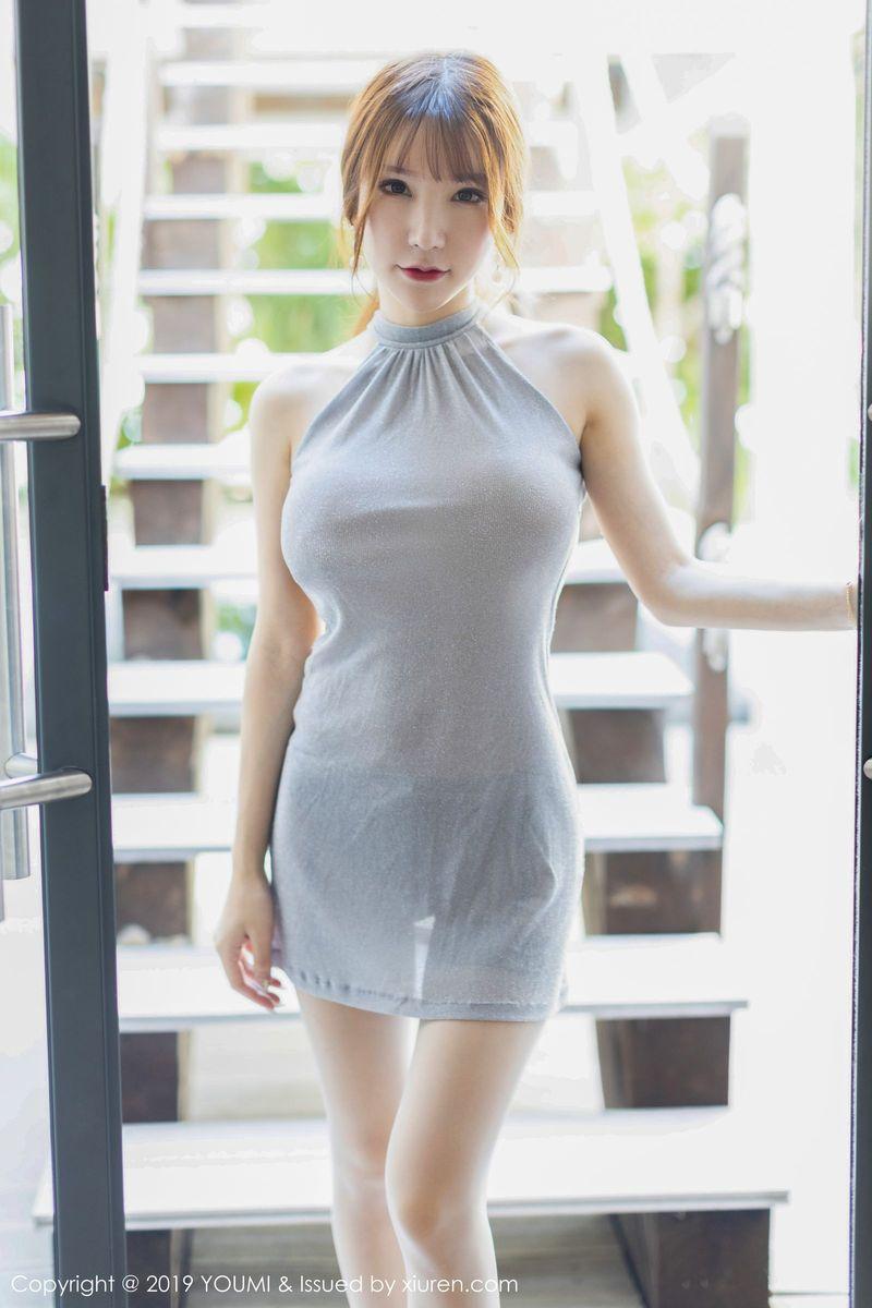 吊袜翘臀真空美女丝袜美腿美胸大尺度性感女神尤蜜荟-[周于希]超高清写真图片|1620313364更新