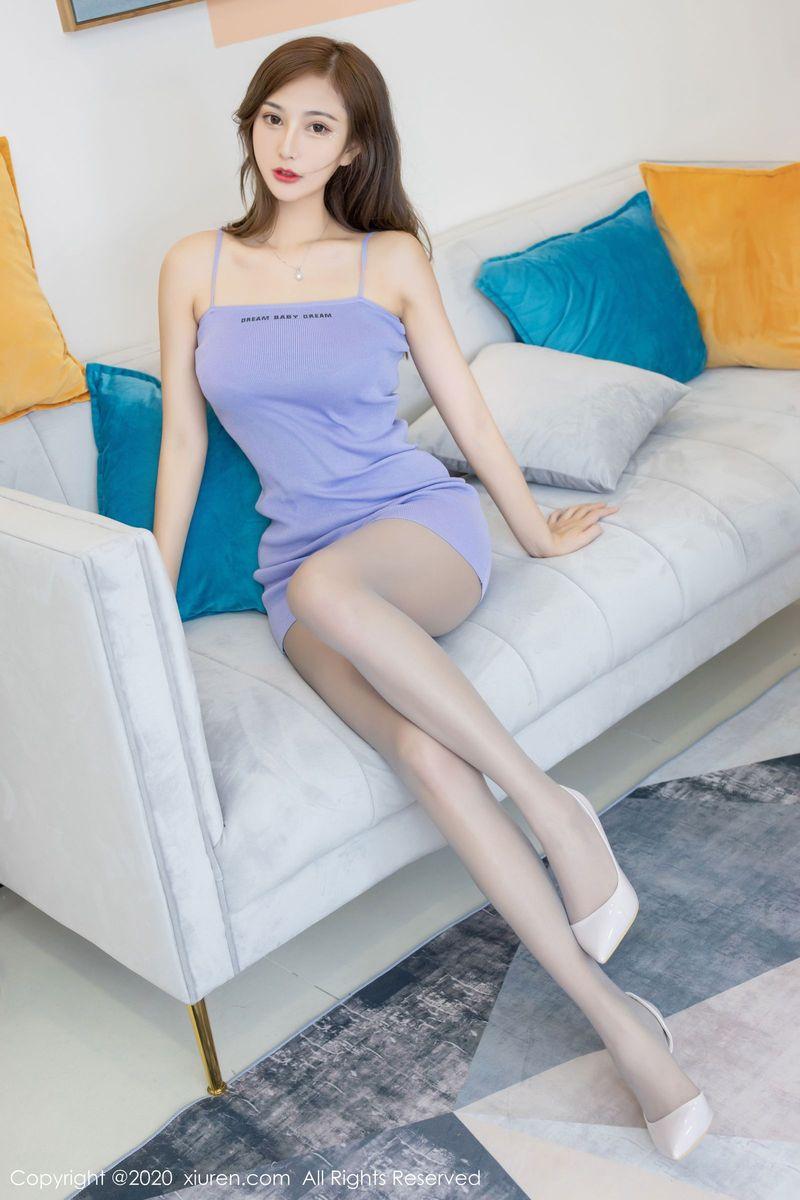 丝袜美腿内衣诱惑美胸气质美女性感女神秀人网-[Lavinia肉]超高清写真图片|1620325414更新