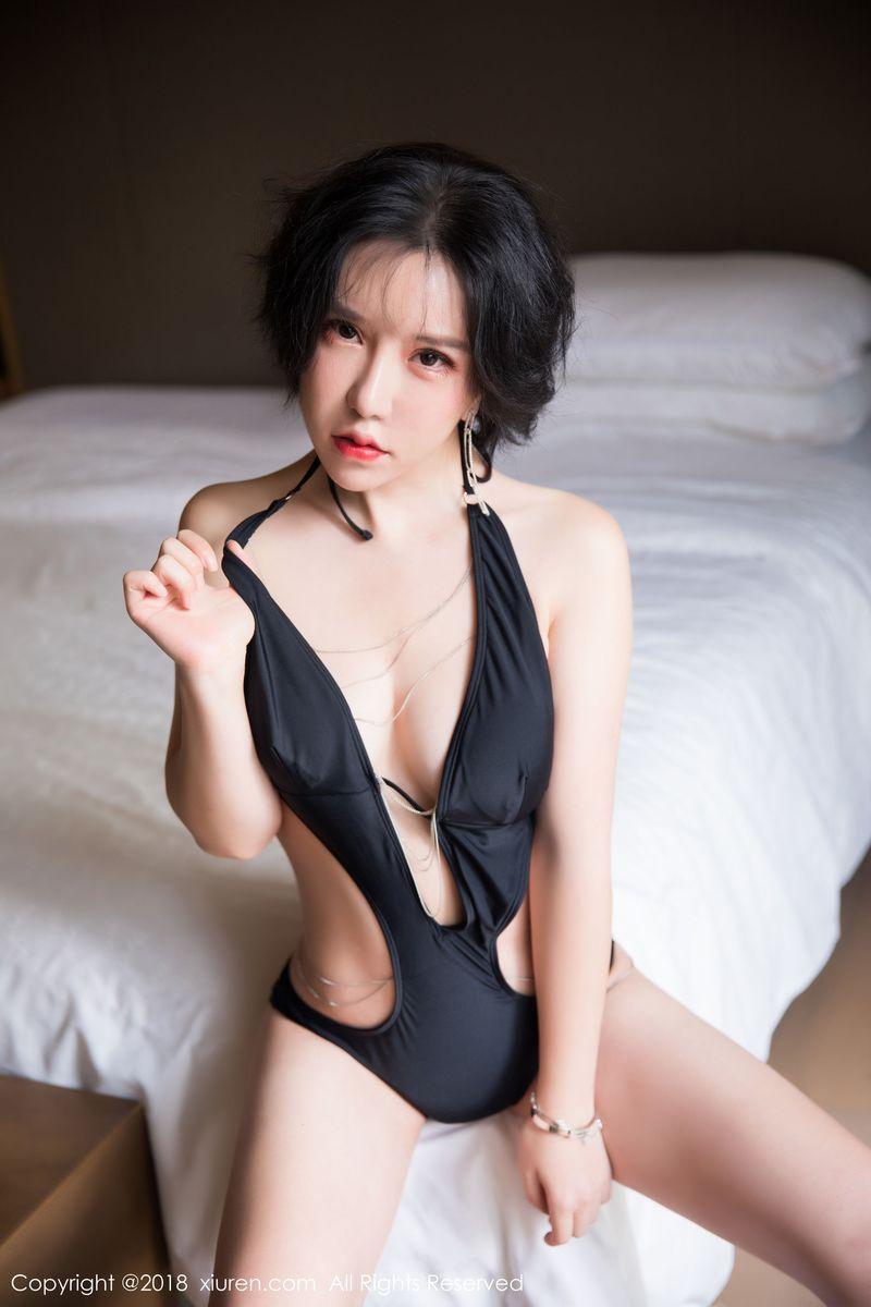 泳装美女内衣诱惑美腿翘臀美胸美女模特秀人网-[韩恩熙]超高清写真图片|1620342040更新