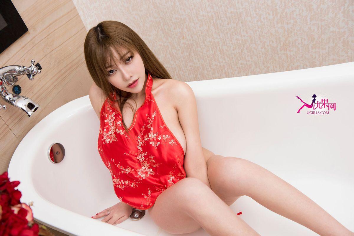 肚兜美腿大尺度情趣内衣浴室美女美女模特尤果网-[谭晓彤]超高清写真图片 1620342352更新