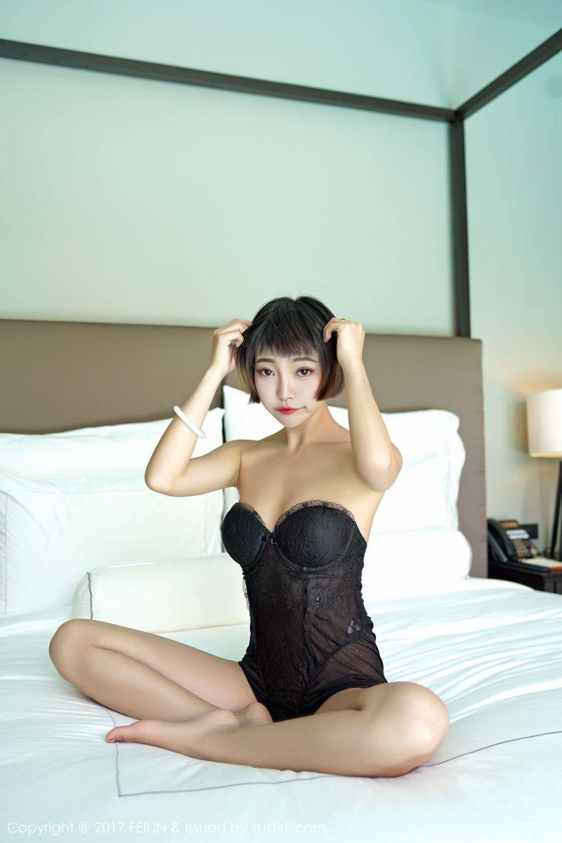 比基尼湿身诱惑户外美女床照嫩模性感美女嗲囡囡-[冯木木LRIS]超高清写真图片|1620230616更新