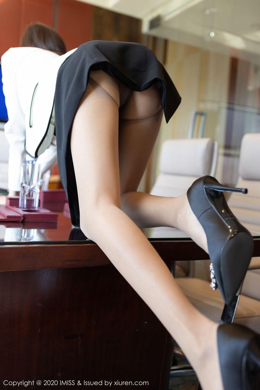 女仆装制服诱惑美腿翘臀嫩模内衣诱惑性感女神尤果网-[于思琪]超高清写真图片 1620178661更新
