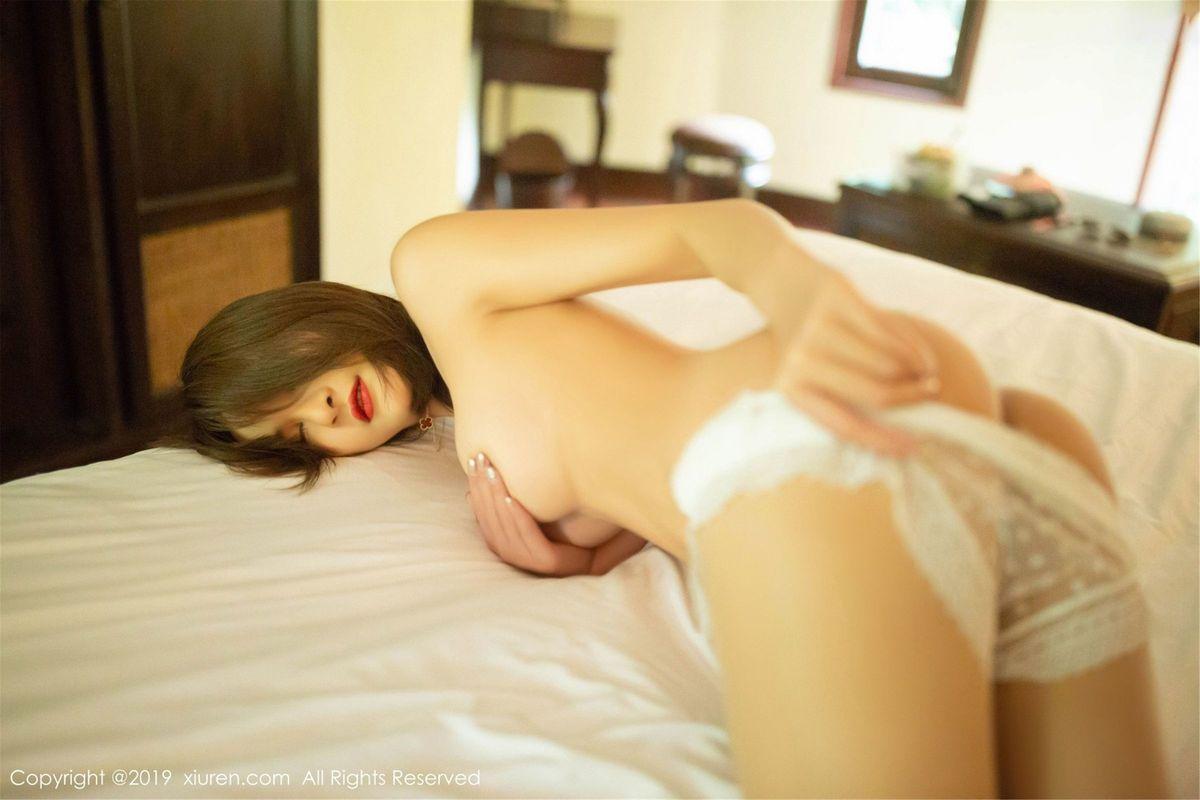 泳池美女比基尼内衣诱惑美胸翘臀美女模特推女神-[顾欣怡]超高清写真图片|1620179337更新