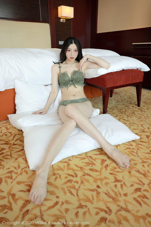 丝袜美腿内衣诱惑气质美女高跟鞋性感女神语画界-[杨晨晨]超高清写真图片|1620183398更新