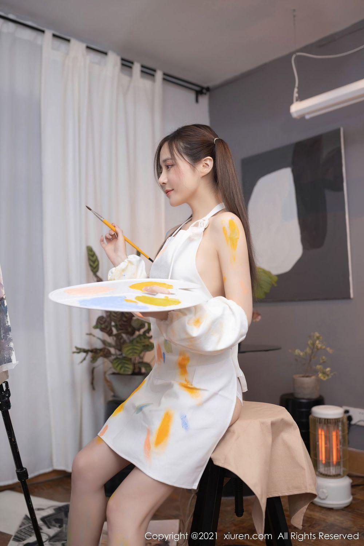 双马尾大尺度情趣内衣嫩模美女模特秀人网-[鱼子酱fish]超高清写真图片|1620416737更新