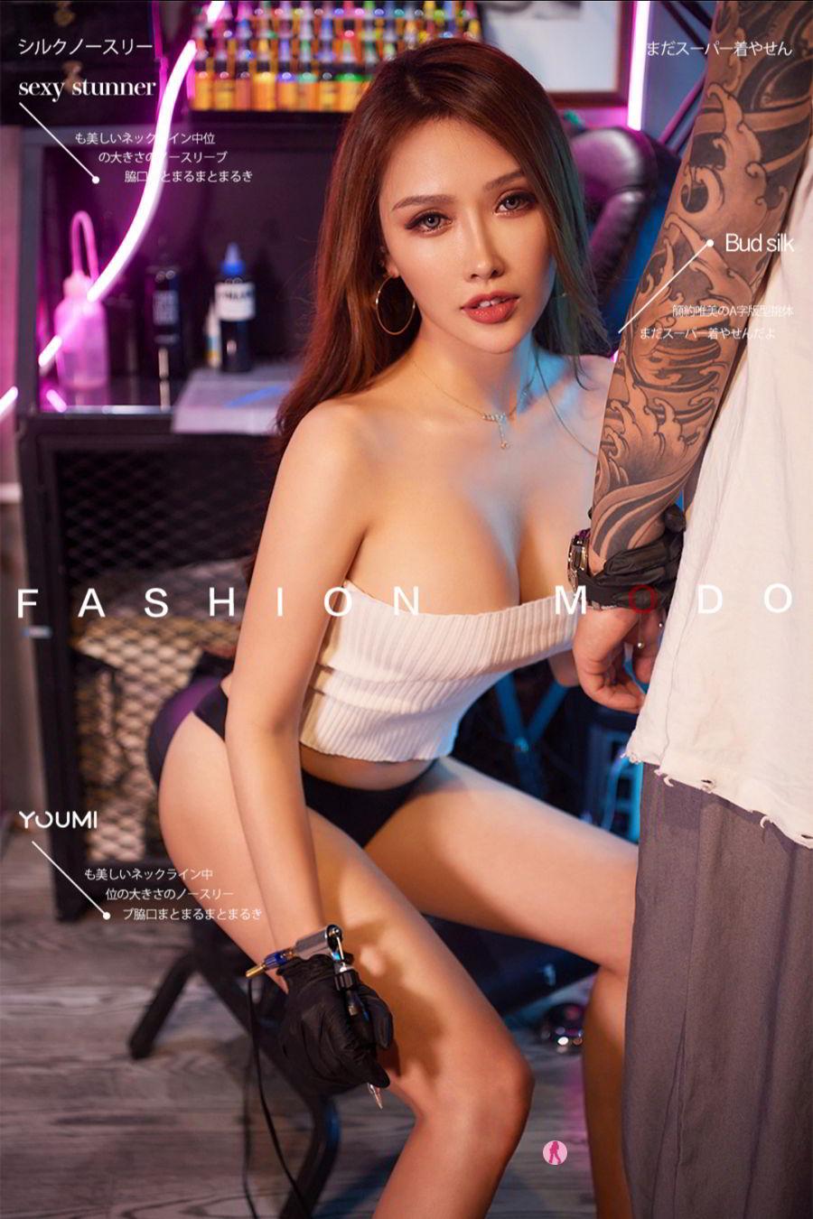 腿控福利小蛮腰翘臀美女模特YouMi尤蜜-[李承美]超高清写真图片|1620433829更新
