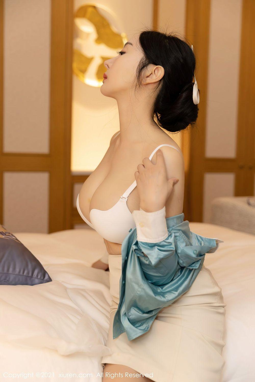 连体衣户外美女美胸超短裙冷艳美女尤果网-[阿依努尔瓦娅]超高清写真图片|1620209853更新